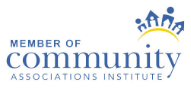 Member of Community Associations Institute Logo