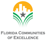Florida Communities of Excellence Logo